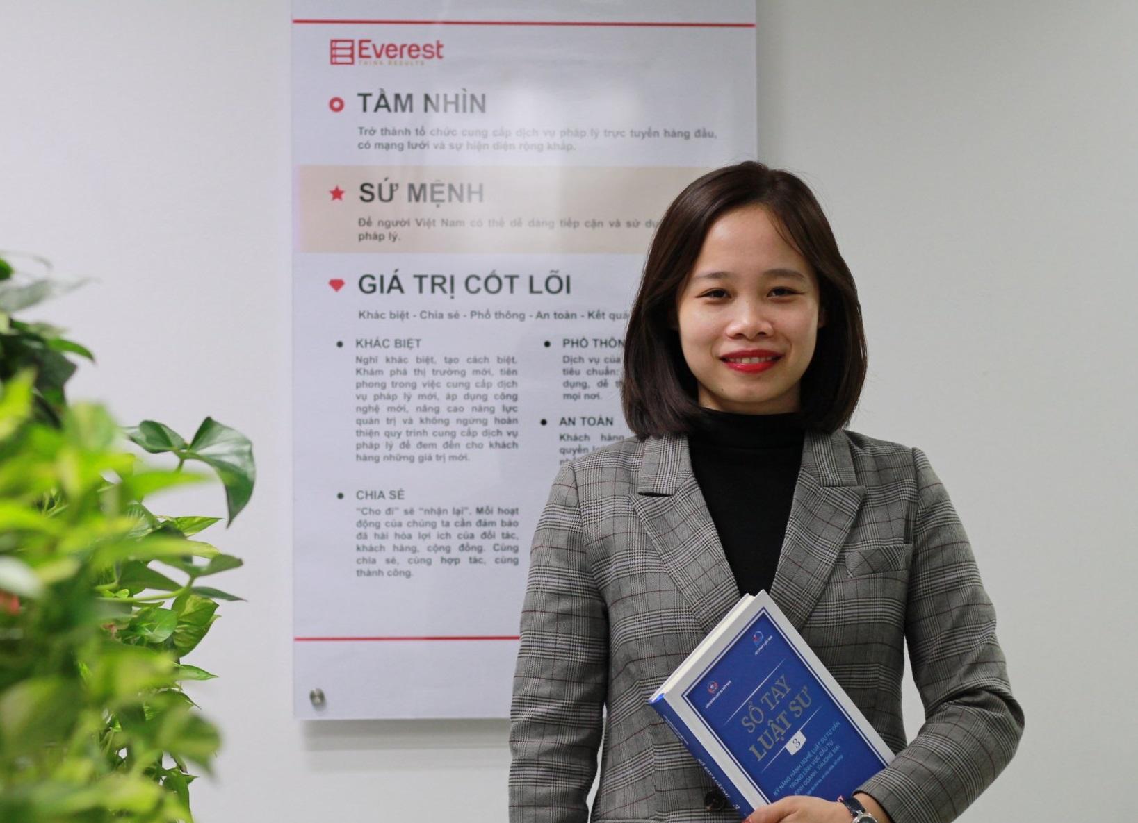 Luật sư Nguyễn Hoài Thương - Công ty Luật TNHH Everest- Tổng đài tư vấn (24/7):1900 6198