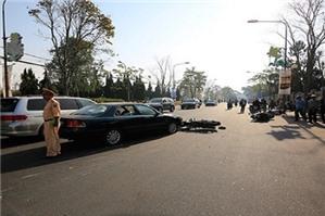 Mức xử phạt đối với xe máy khi đi vào đường cấm được quy định thế nào?