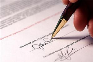 Điều khoản thanh toán trong hợp đồng thương mại